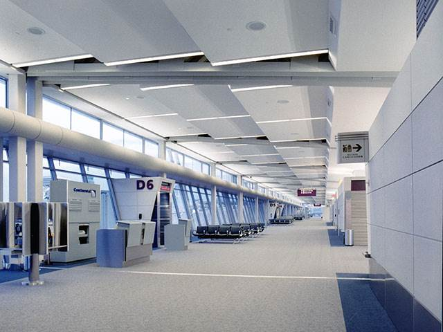 Hopkins Concourse D